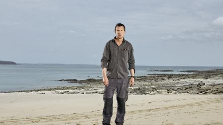 Bear Grylls. Picture: Channel 4 Television