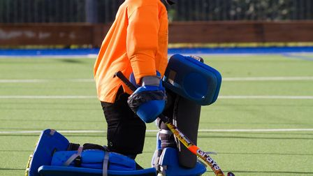 Hockey. Ref miscsp 45 17TI 3137. Picture: Terry Ife