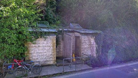 Planners have refused a proposal to convert the former public toilets in Beer into a small house. Im