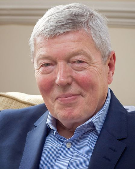 Labour politician and author Alan Johnson. Picture: Nell Dunn