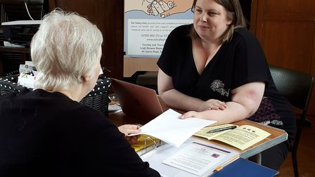 Sid Valley HELP would welcome anyone who wanted to become a volenteer. Picture: Contributes