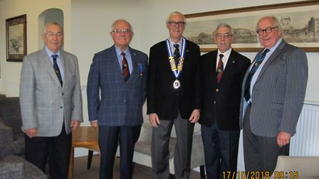 Sidmouth Probus Club will fold at the end of this after 38 years. Anthony Fensom (acting Secretary);
