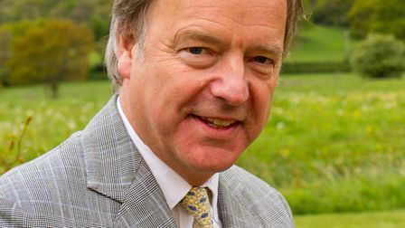 Sir Hugo Swire. Ref shs 18-17TI 1872. Picture: Terry Ife