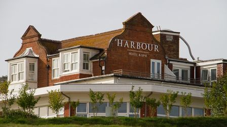 The Harbour Hotel and Spa. Ref shs 43 18TI 3678. Picture: Terry Ife