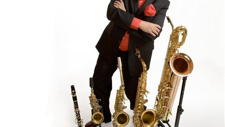 Pete Allen Jazz Band to return to Sidmouth. Picture: Copyritght of Pete Allen