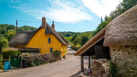 Forge Cottage, Branscombe East Devon. Picture: Alex Cumbers