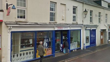 Sidmouth Tesco Express. Picture: Google Maps