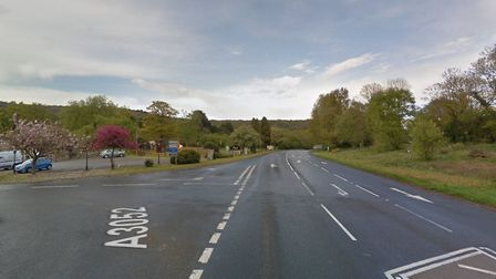 The A3052 Sidmouth junction. Picture: Google Maps