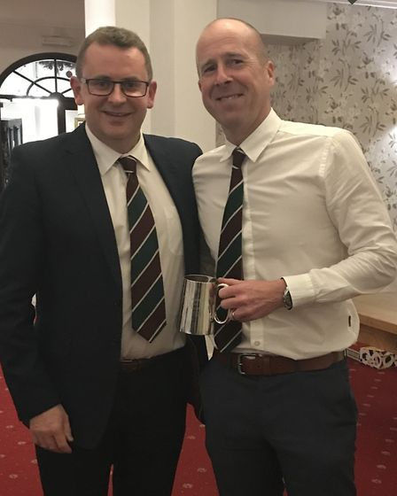 Anthony Griffiths has been a man of many parts at Sidmouth CC since joining the club 25 years ago. H