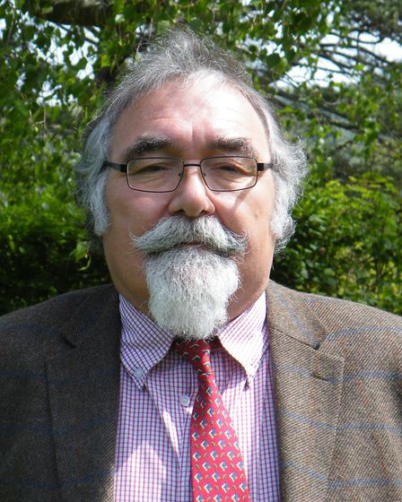 Councillor Michael Earthey. Picture: Sidmouth Town Council