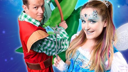 Jack and the Beanstalk comes to West Hill in January. Picture: Wonder Productions