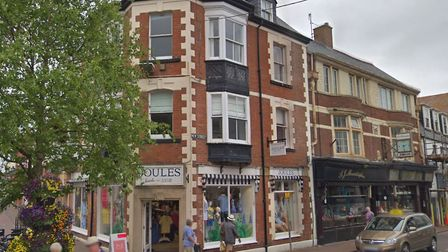 Joules shop at Market Place, Sidmouth. Picture: Google Maps