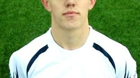 Sidmouth's Cole Monaghan, who is set to travel to Japan with Exeter Collge U18 rugby team for a worl