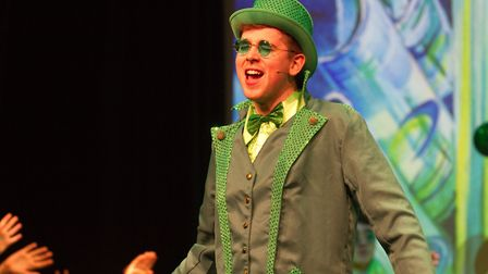 Sidmouth Youth Theatre put on a production of Wiz. shs 06 19TI 9401. Picture: Terry Ife