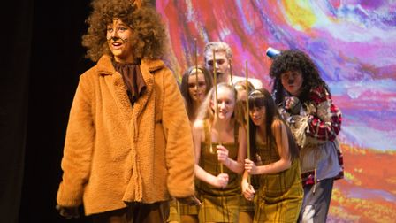 Sidmouth Youth Theatre put on a production of Wiz. shs 06 19TI 9338. Picture: Terry Ife