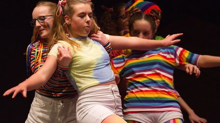 Sidmouth Youth Theatre put on a production of Wiz. shs 06 19TI 9272. Picture: Terry Ife