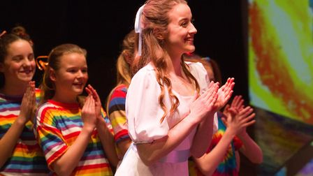Sidmouth Youth Theatre put on a production of Wiz. shs 06 19TI 9258. Picture: Terry Ife