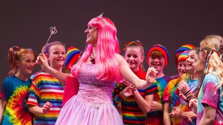 Sidmouth Youth Theatre put on a production of Wiz. shs 06 19TI 9253. Picture: Terry Ife