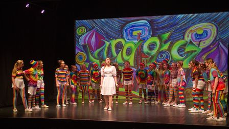Sidmouth Youth Theatre put on a production of Wiz. shs 06 19TI 9251. Picture: Terry Ife