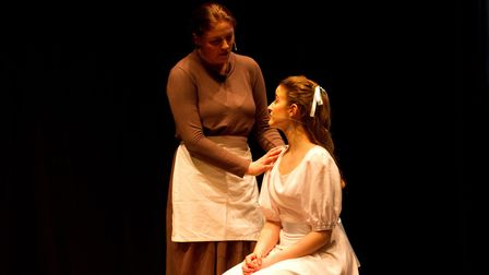 Sidmouth Youth Theatre put on a production of Wiz. shs 06 19TI 9242. Picture: Terry Ife