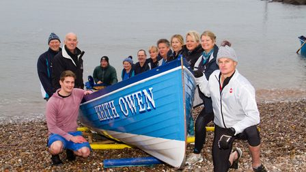 Sidmouth Gig Club. Ref shs 02 19TI edr 7951. Picture: Terry Ife