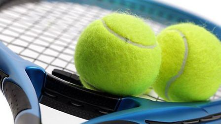 Tennis - generic picture