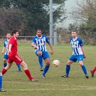 Ottery 1st team away at Budleigh 2nds. Ref shsp 09 19TI 1000892. Picture: Terry Ife