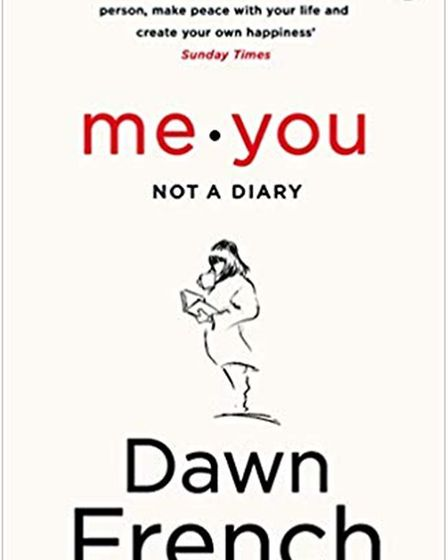 Me You Not a Diary by Dawn French