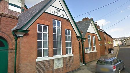 The Institute, Ottery St Mary. Picture: Google Maps
