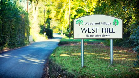 Speeding cars are the number one traffic concern raised by West Hill residents during the past few m