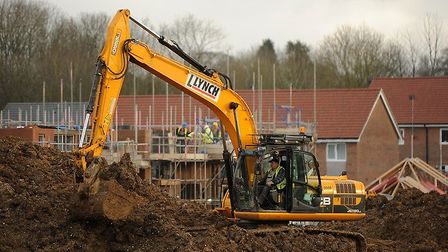 Almost 1,000 homes could be built on brownfield land in East Devon. Picture: Radar