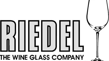 Riedel wine glass logo