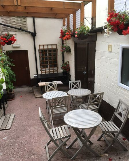 Baraza in Sidmouth is on the market. Picture: Stonesmith of Exeter