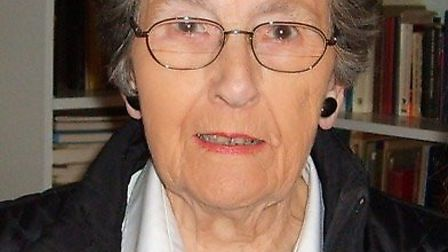 Sidbury will remember Jean Churchill at a memorial service on April 13. Picture: Nicky Churchill