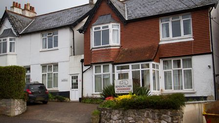 Bindon Care in Sidmouth. Ref shs 14 19TI 1659. Picture: Terry Ife