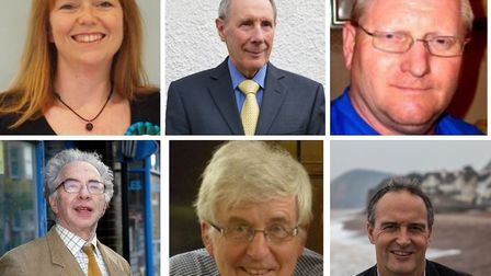 Meet the candidates: Sidmouth South ward Denise Bickley Kelvin Dent (Independent) Nicholas Diprose,