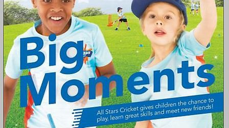 All Stars Cricket starts a new season at Sidmouth Cricket Club on Friday, May 10. Picture ARCHANT