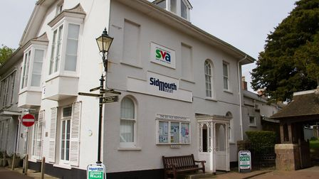 Sidmouth Museum. Ref shs 17 18TI 1742. Picture: Terry Ife