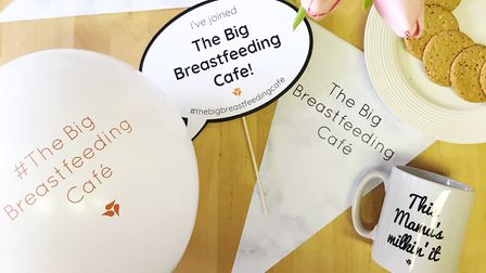 Sidmouth's Coffee#1 will be hosting a breastfeeding celebration event as part of a nationwide initia