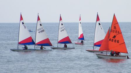 Enjoy sailing with the Sidmouth Sailing Club. Picture: Sidmouth Sailing Club