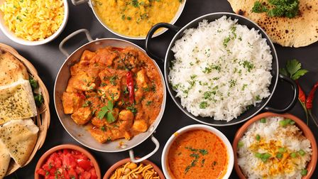 Assorted Indian dishes. Picture: Getty Images