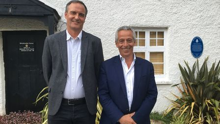 Cllr Paul Wright and Cllr Ian Barlow have been elected as Sidmouth Town Council's vice chair and cha