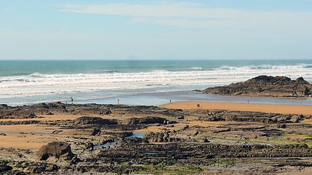Taken last April when spending a long weekend in Bude. Picture: Barbara Mellor