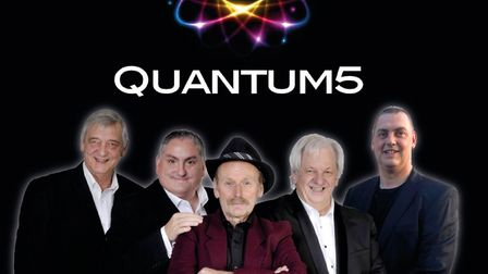 Quantum 5. Picture: Courtesy of band