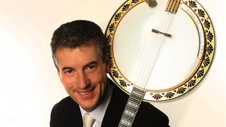 Banjjo player Sean Moyses. Picture: Provided by artist