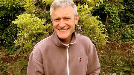Jeremy Vine, patron of the Sid Vale Talking Newspaper Service