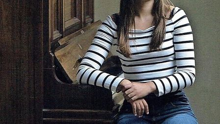 Acclaimed young pianist Nina Savicevic. Picture: Courtesy of artist