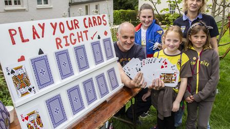 Salcombe Regis Fair 2019.