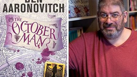 Bestselling author Ben Aaronovitch to do book signing in Sidmouth. Picture: Winstone's Independent B