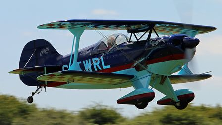 The Twirlybatic Team have been announced as the latest addition to Sidmouth's air display. Picture: